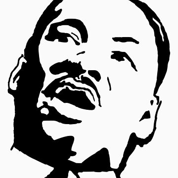 Martin Luther King by JeffBowan