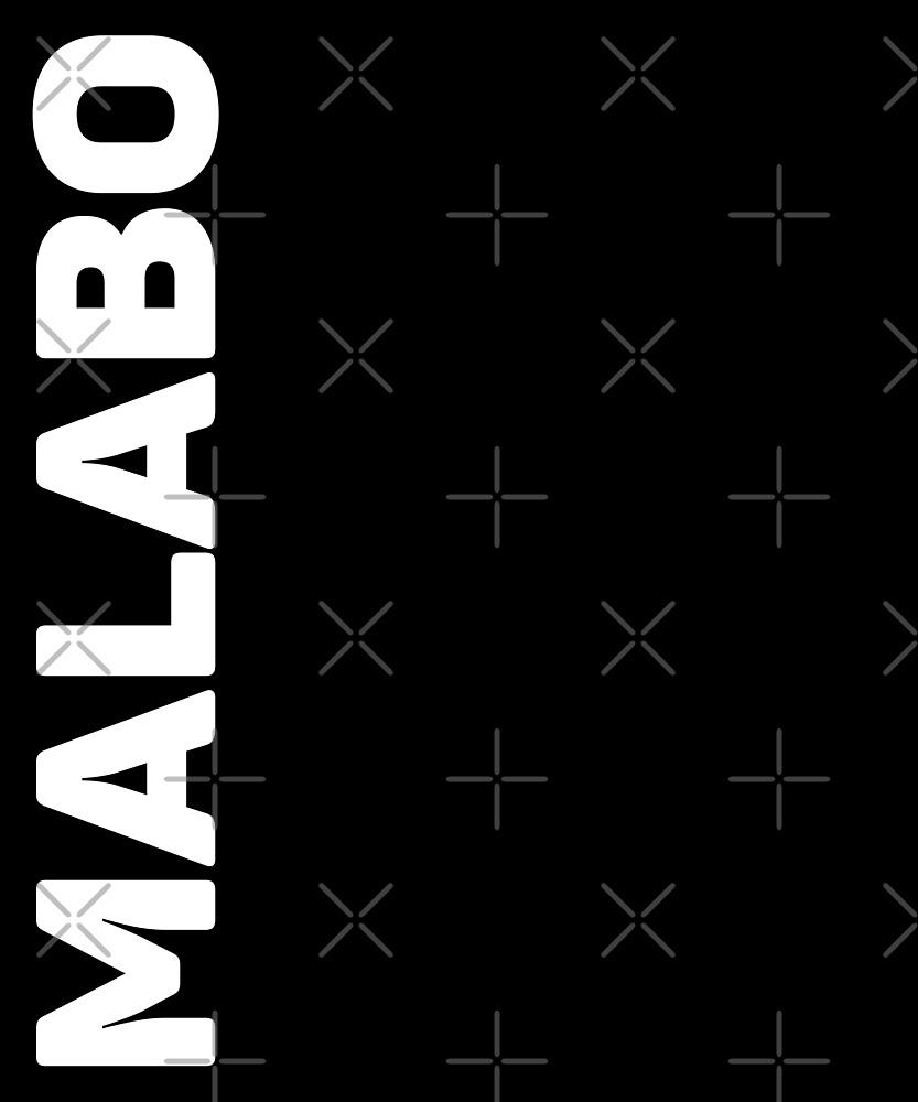 Malabo T-Shirt by designkitsch