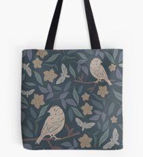 bird pattern 1 Tote Bag