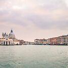 Venezia Sunset by Ken  Yan