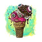ICE CREAM MONSTER by Dustin Parker