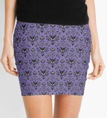 Haunted Mansion Wallpaper (Tile) Mini Skirt