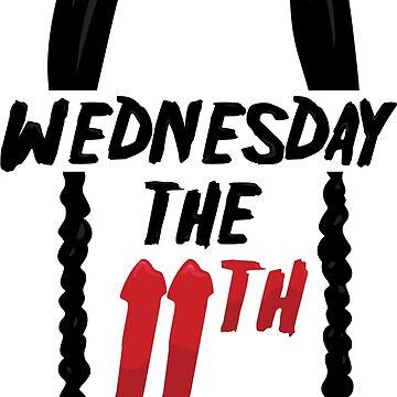 Wednesday Addams the 11th by frajtgorski