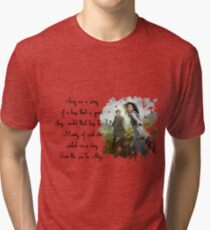 Sing mir ein Lied - Outlander Vintage T-Shirt