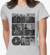 Comic Page Tee 1.01 Women's Fitted T-Shirt