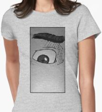 Comic Page Tee 1.01/1 Women's Fitted T-Shirt