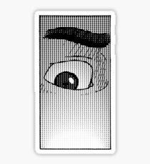 Comic Page Tee 1.01/1 Sticker