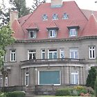 Pittock Mansion, Portland, OR by AuntieBarbie