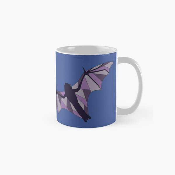 Flying Bat at night Classic Mug