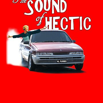 The Sound of Hectic  by antdragonist