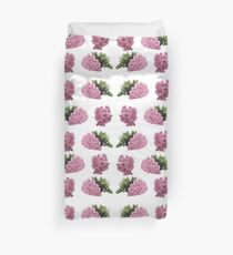 Pink Roses (Bunches) Duvet Cover