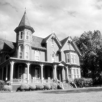 Joshua Wilton House by RodriguezArts