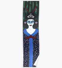 Geisha Goddess Poster