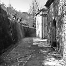 Laureana Cilento: view alley by Giuseppe Cocco