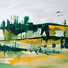 Fields of Mustard  by Reynaldo