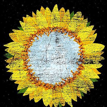 Sunflower land by GeschenkIdee