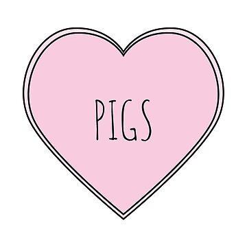 Pigs Heart by teesaurus