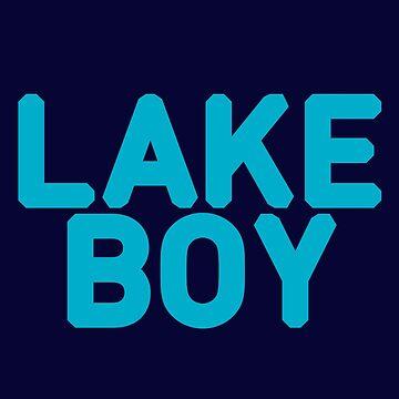 Lake Boy by corbrand