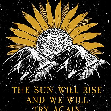 Sunflower sun by GeschenkIdee