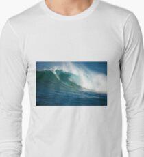 Waimea Bay Hawaii Long Sleeve T-Shirt
