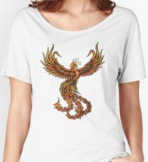Phoenix Bird Women's Relaxed Fit T-Shirt