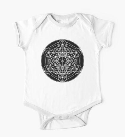 Metatron's Cube Expanded 001 Kids Clothes