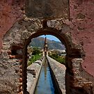 Aqueduct in Maro by Billy Hodgkins