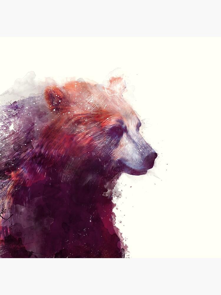 Bear // Calm von AmyHamilton
