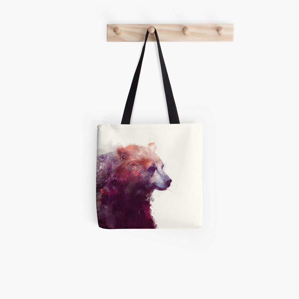 Bear // Calm Stofftasche