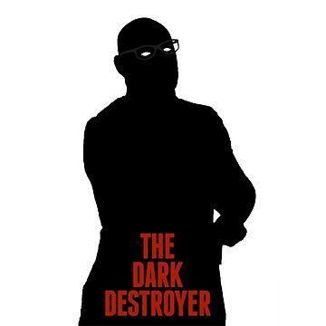 El Destructor Oscuro (Blanco) de Marksman
