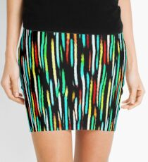 Dew on paint Mini Skirt