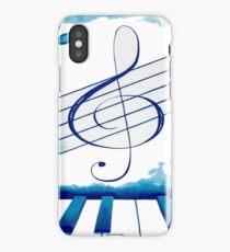 Música total iPhone XS Case