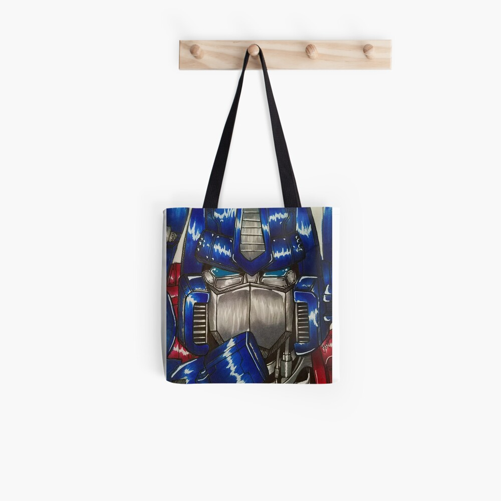 G1 Optimus  Tote Bag