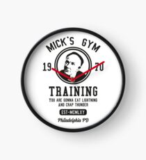 Mick's Gym Clock