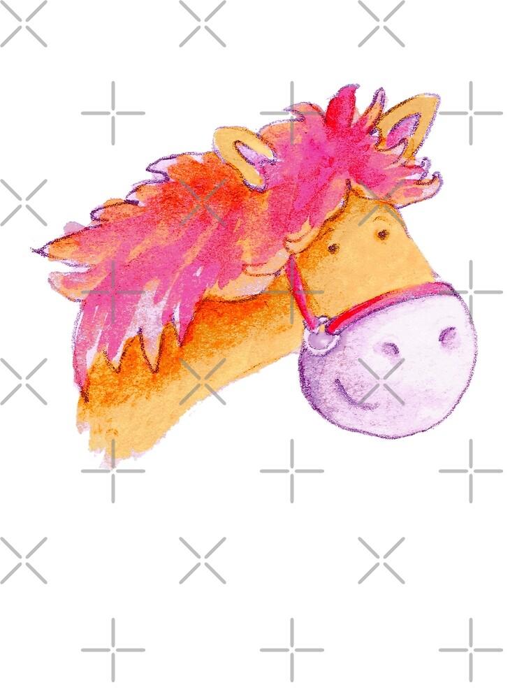 Lilly Pilly Pony by Sarah Trett