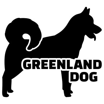 Greenland Dog by Designzz