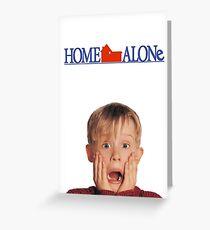Home Alone Greeting Card