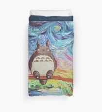 Totoro 3 Duvet Cover