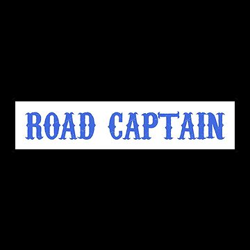 Road Captain Patch - Sons Of Anarchy by superkickparty