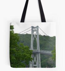 Mid Hudson Bridge Tote Bag