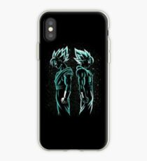 Vegeto and Gogeta iPhone Case