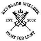 Keyblade Wielder - Schwarz von KarmaDash