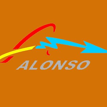 F. Alonso by rubiohiphop