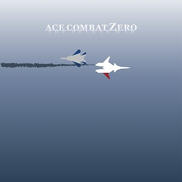 Ace Combat Cipher VS Pixy by fareast