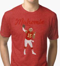 Patrick Mahomes (Mahomie) Tri-blend T-Shirt