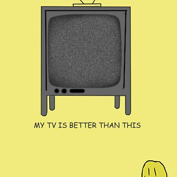 pauls tv is better than this by adamUSD