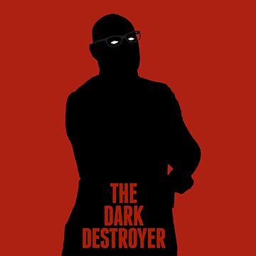 El Destructor Oscuro (Rojo) de Marksman