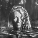 'Truth' 120 cm x 77 cm    Acrylic on Stretched Canvas by Warren Haney