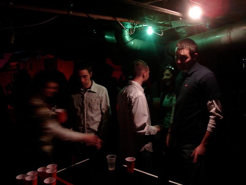 Basement Party by ian brock