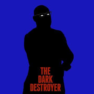 El Destructor Oscuro (Azul) de Marksman